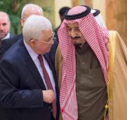 الملك سلمان يؤكد للرئيس الموقف السعودي الثابت من القضية الفلسطينية
