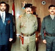 قصي وعدي صدام حسين