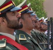 رئيس اركان الجيش الجزائري في الامارات