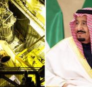 الولايات المتحدة والنووي  السعودي