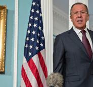 وزير الخارجية الروسي في واشنطن