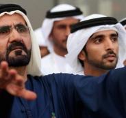 حاكم دبي والكوكب الاحمر