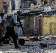 مهجولون يغتالون أحد عناصر الأمن الفلسطيني داخل مخيم المية ومية في لبنان