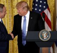 العلاقة الاسرائيلية الامريكية