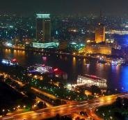 زلزال يضرب مصر