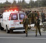 اصابة مستوطنين في انفجار عبوة ناسفة غرب رام الله