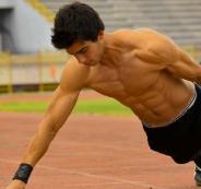 لاعب تايكوندو سوري يدخل موسوعة