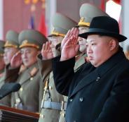 اجتماع امريكي مع الزعيم الكوري الشمالي