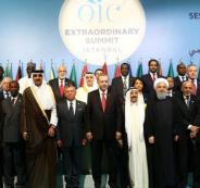 الدول الاسلامية والتطبيع