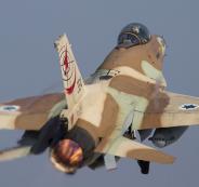 غارات اسرائيلية على سوريا