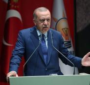 اردوغان وتركيا وآيا صوفيا