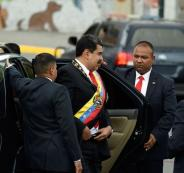 اغتيال رئيس فنزويلا