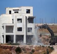 اسرائيل تهدم في القدس
