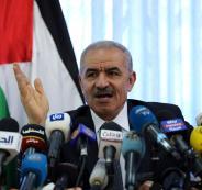 مجلس الوزراء  الفلسطيني  والاغوار