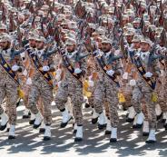 الجيش الايراني واميركا وترامب