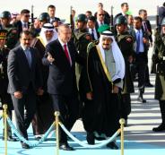 الملك سلمان يزور تركيا