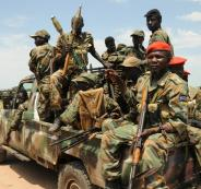 الجيش السوداني واثيوبيا