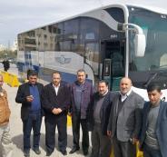الانتهاء من استئجار حافلات نقل الحجاج إلى الأراضي السعودية