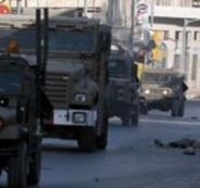 قوات الاحتلال تقتحم مدرسة في بورين جنوب نابلس