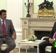 قطر وروسيا والغاز