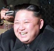 شامبو الزعيم الكوري الشمالي