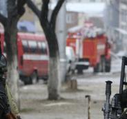 هجوم داعش في روسيا