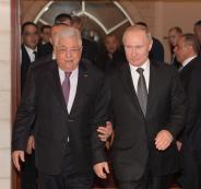 الرئيس عباس وبوتين في بيت لحم