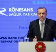 الرئيس أردوغان: نحب السعوديين والإماراتيين وبقية الخليجيين كما القطريين