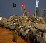 الجيش الاسرائيلي ومسيرة العودة في غزة