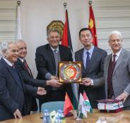 جامعة القدس وتعلم اللغة الصينية