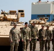 الجيش الامريكي واللبناني