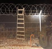 تسلل الى مستوطنة عطروت شمال غرب رام الله