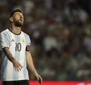 الارجنتين في تصفيات كأس العالم