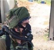 الجنود الاسرائيلين على حدود قطاع غزة