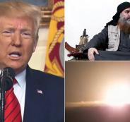 ترامب وقتل ابو بكر البغدادي