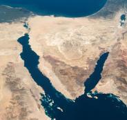 توطين الفلسطينين في سيناء
