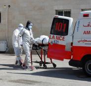 وفاة بفيروس كورونا في جنين