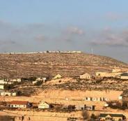 الكشف عن سرقة أراضٍ فلسطينية