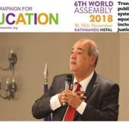الحملة العالمية للتعليم
