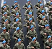 الجيش التركي واسرائيل