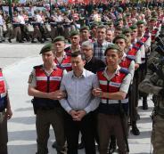محاولة الانقلاب في تركيا