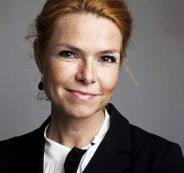 وزيرة دنماركية تنشر رسوماً مسيئة للنبي