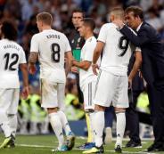 ريال مدريد والخطة الامريكية