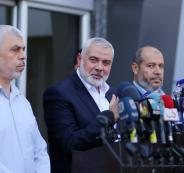 هنية وقطاع غزة