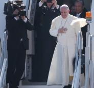 بابا الفاتيكان والقدس عاصمة لاسرائيل