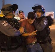 اعتقالات في الضفة الغربية فجر اليوم