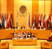 الجامعة العربية واسرائيل