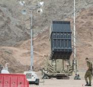 اسرائيل والتشيك والقبة الحديدية