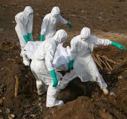 انتهاء وباء ايبولا في العالم