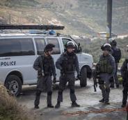 الجيش الاسرائيلي يفتش في رام الله